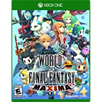 World of Final Fantasy Maxima for Xbox One by Square Enix
