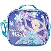 Frozen Elsa Kabartmalı Simli Beslenme Çantası 95237