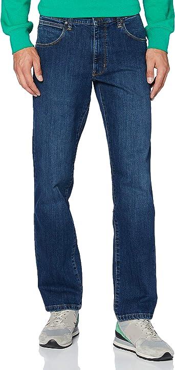 Wrangler Mens Arizona Straight Jeans