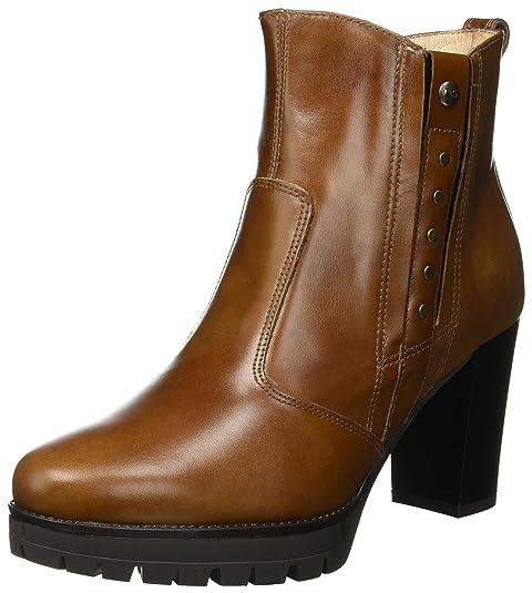 Nero Giardini Manolete Cuoio TR Lima, Botines para Mujer: Amazon.es: Zapatos y complementos