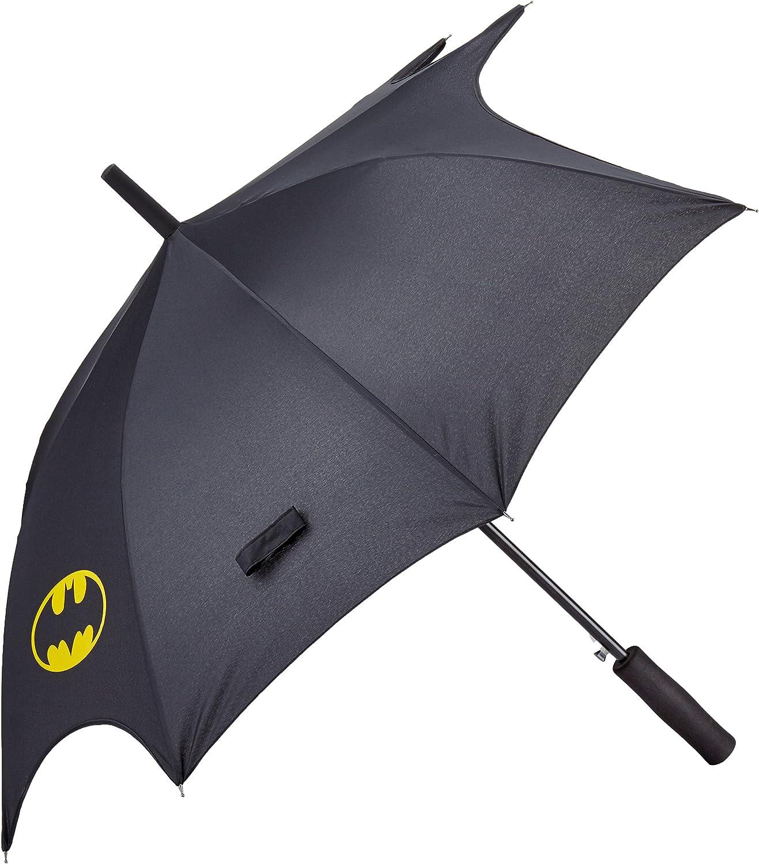 Batman Murciélago Envergadura - 0122124 - Paraguas Aprox. 104 cm ...