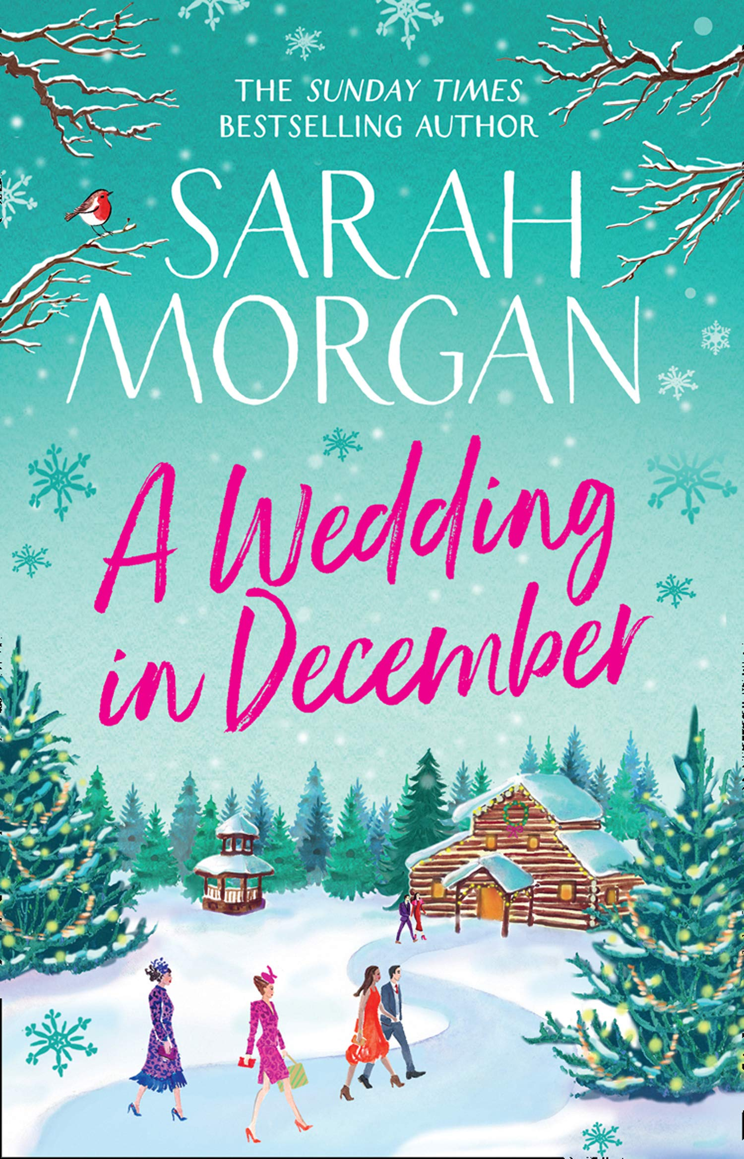 A Wedding In December: the top five Sunday Times bestseller! (English Edition)
