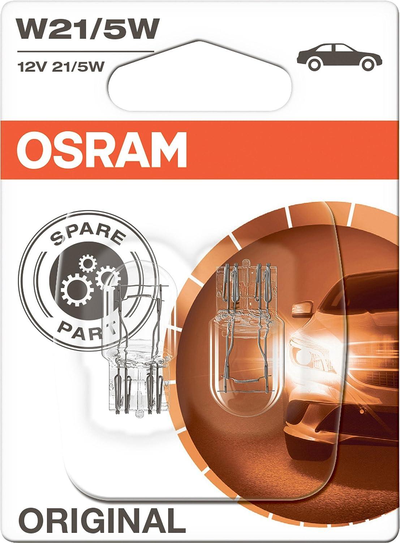 10x OSRAM 921 W16W 16W w2,1x9,5d HALOGEN LAMPEN 10er PACKUNG