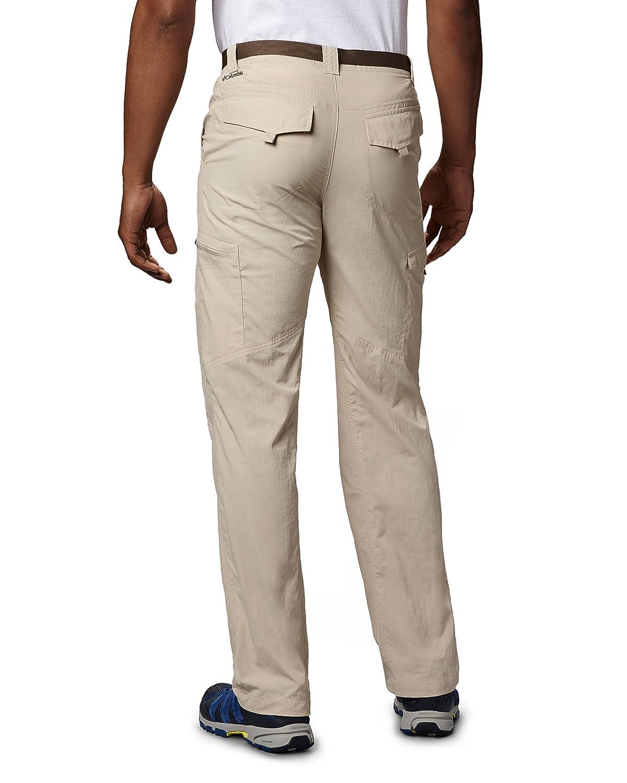 Columbia Silver - Pantalones de senderismo para hombre, tamaño 40, color 0: Amazon.es: Zapatos y complementos