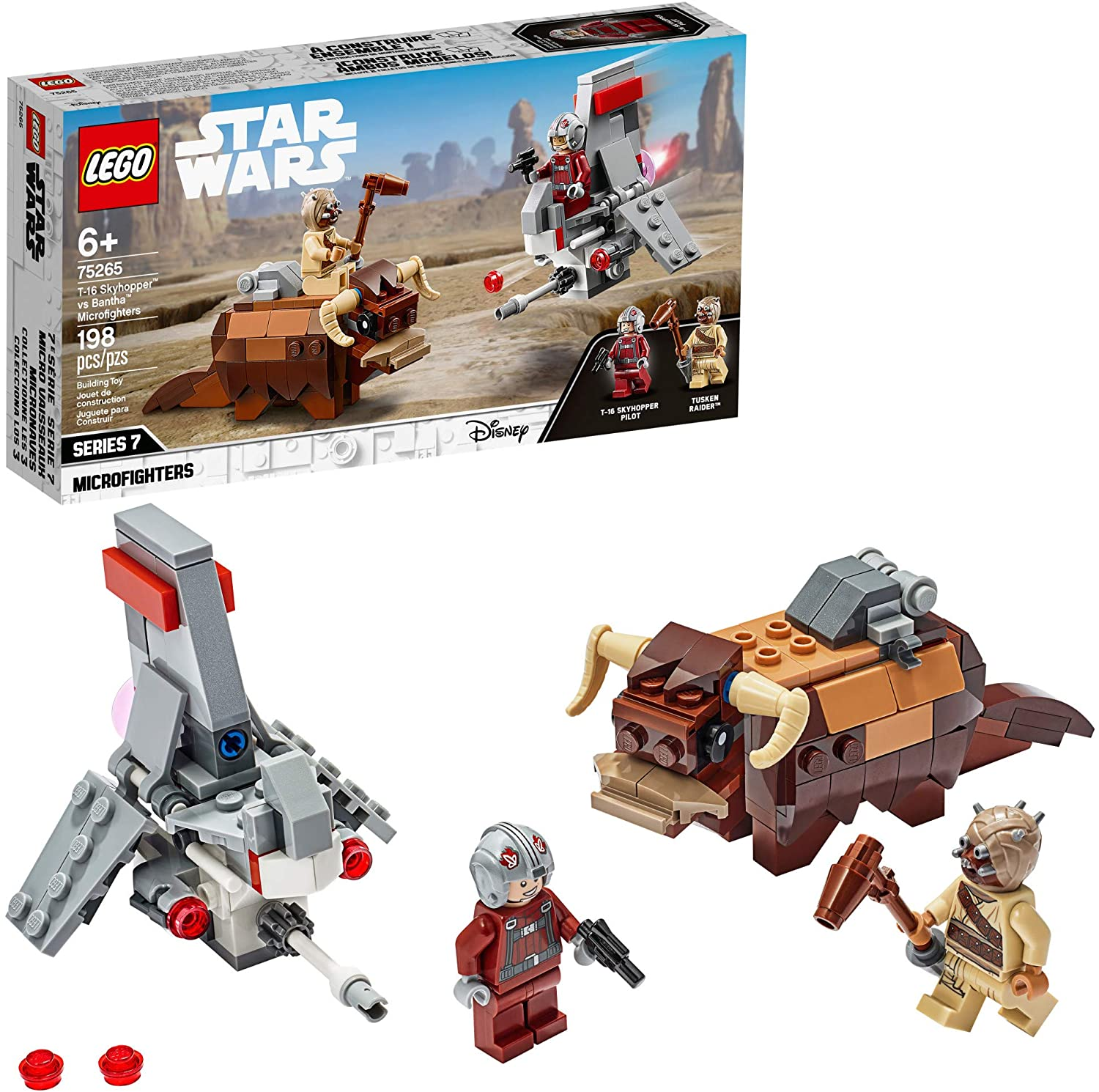 Lego Star Wars-wsffenständer with Weapons-New in Polybag