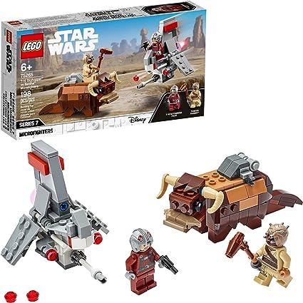 10 LEGO STAR WARS MINIFIGS LOT figures vintage luke anakin pilot obi wan kenobi