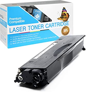 SuppliesOutlet Compatible Toner Cartridge Replacement for Brother TN550 Jumbo Black,4 Pack TN580