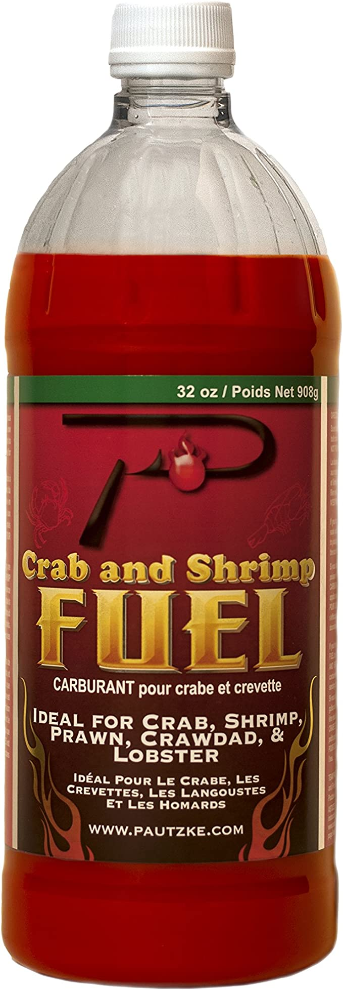 *CRABBY SNACKS* NO FUSS CRABBING BAIT *RED SHRIMP COCKTAIL*MEATY BROWN TUNA*