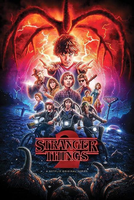 Stranger Things (2016) Season 2 Complete 720p WEB-DL x264 ESubs Dual Audio [Hindi DD5.1 + English] 3.96GB