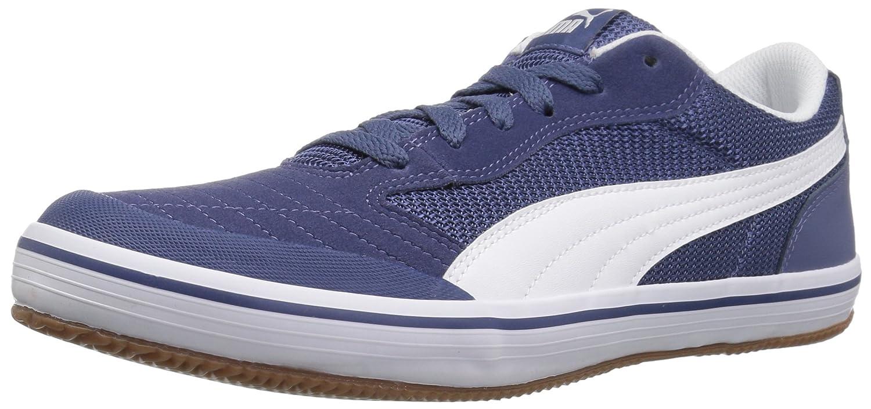 PUMA Men's Astro Sala Sneaker  Blue Indigo White  7 M US