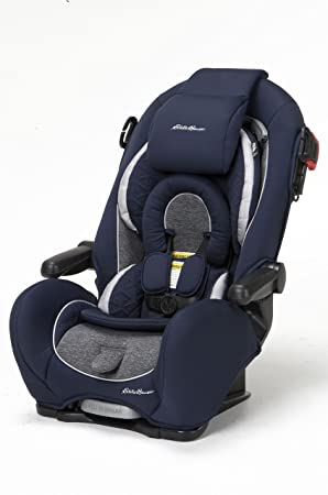 Eddie Bauer DLX 3 IN 1 Car Seat Night Blue