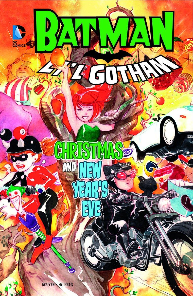 Christmas and New Year's Eve (Batman: Li'l Gotham)