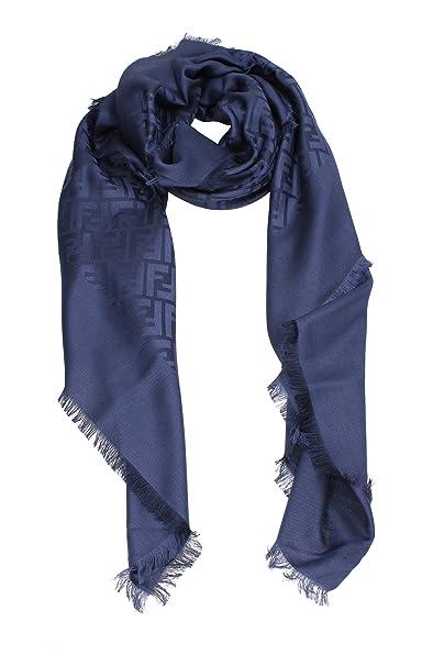 buy popular 94d9a 6cf31 Fendi Foulard Uomo - (FXT924MEAF0QA2): Amazon.it: Abbigliamento