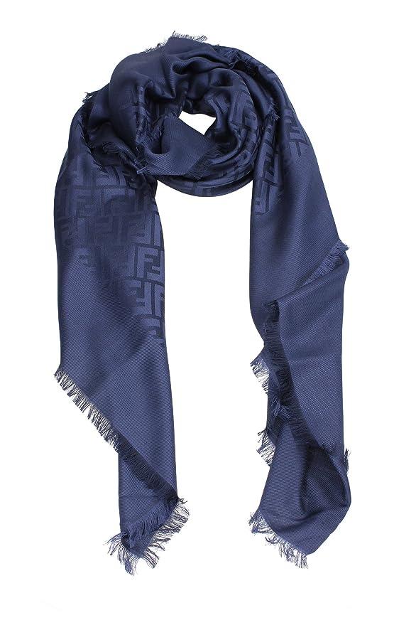 comprare popolare 148d5 15ea2 Fendi Foulard Uomo - (FXT924MEAF0QA2): Amazon.it: Abbigliamento