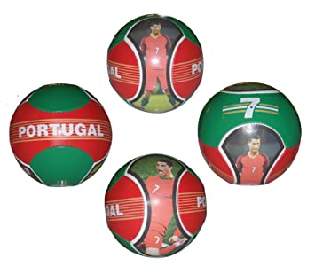 Forever fanatics Portugal Ronaldo # 7 balón de fútbol niños ...