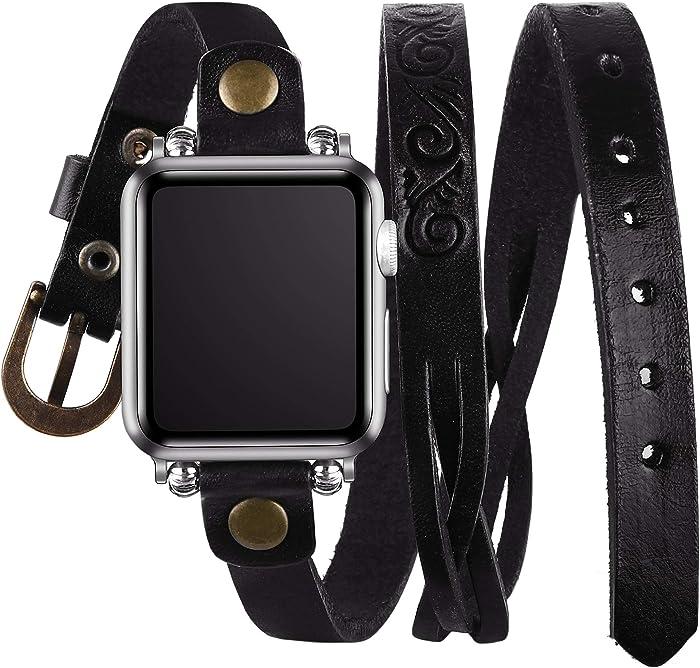 Updated 2021 – Top 10 Apple Watch Series 3 42Mm Black