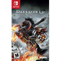 Darksiders Warmastered Edition Nintendo Switch Games and Software