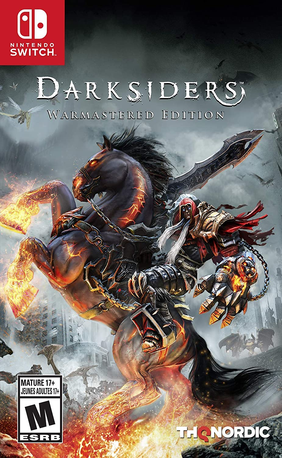 Darksiders: Warmastered Edition for Nintendo Switch USA: Amazon.es: Thq Nordic: Cine y Series TV