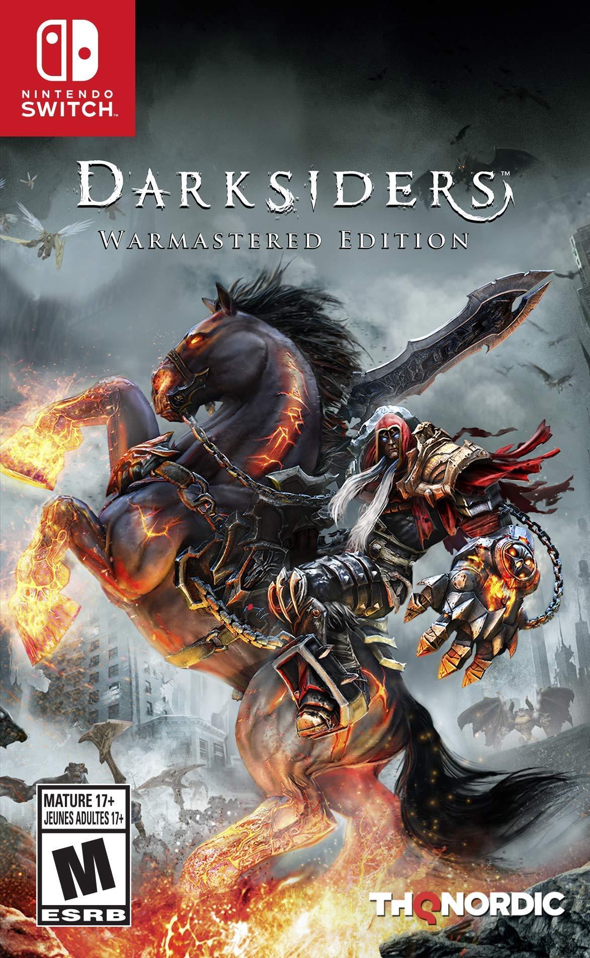 Darksiders: Warmastered Edition - Nintendo Switch