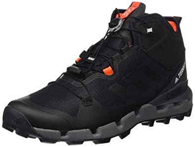 Adidas - Terrex Fast Mid Gtx Hommes chaussures de randonnée (rouge/noir) - EU 42 - UK 8 kLDa3MQky