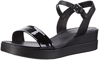 4a370df16a1f ECCO Women s Women s Touch Plateau Wedge Sandal