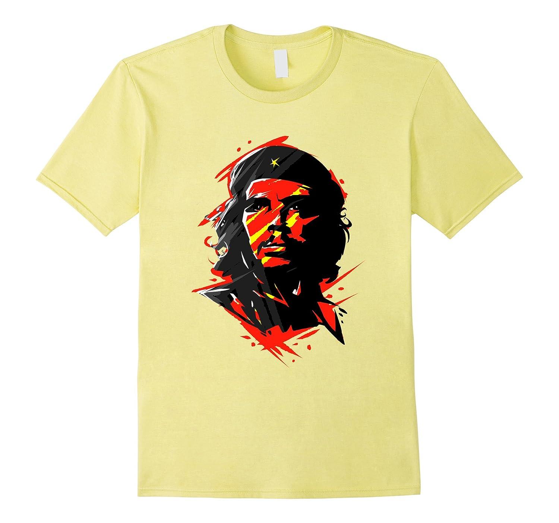 Che Guevara Retro Vintage Argentina T-Shirt-TJ