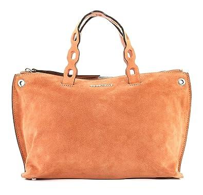 b73096e003d90 Coccinelle Naive Suede Handtasche camel  Amazon.de  Schuhe   Handtaschen