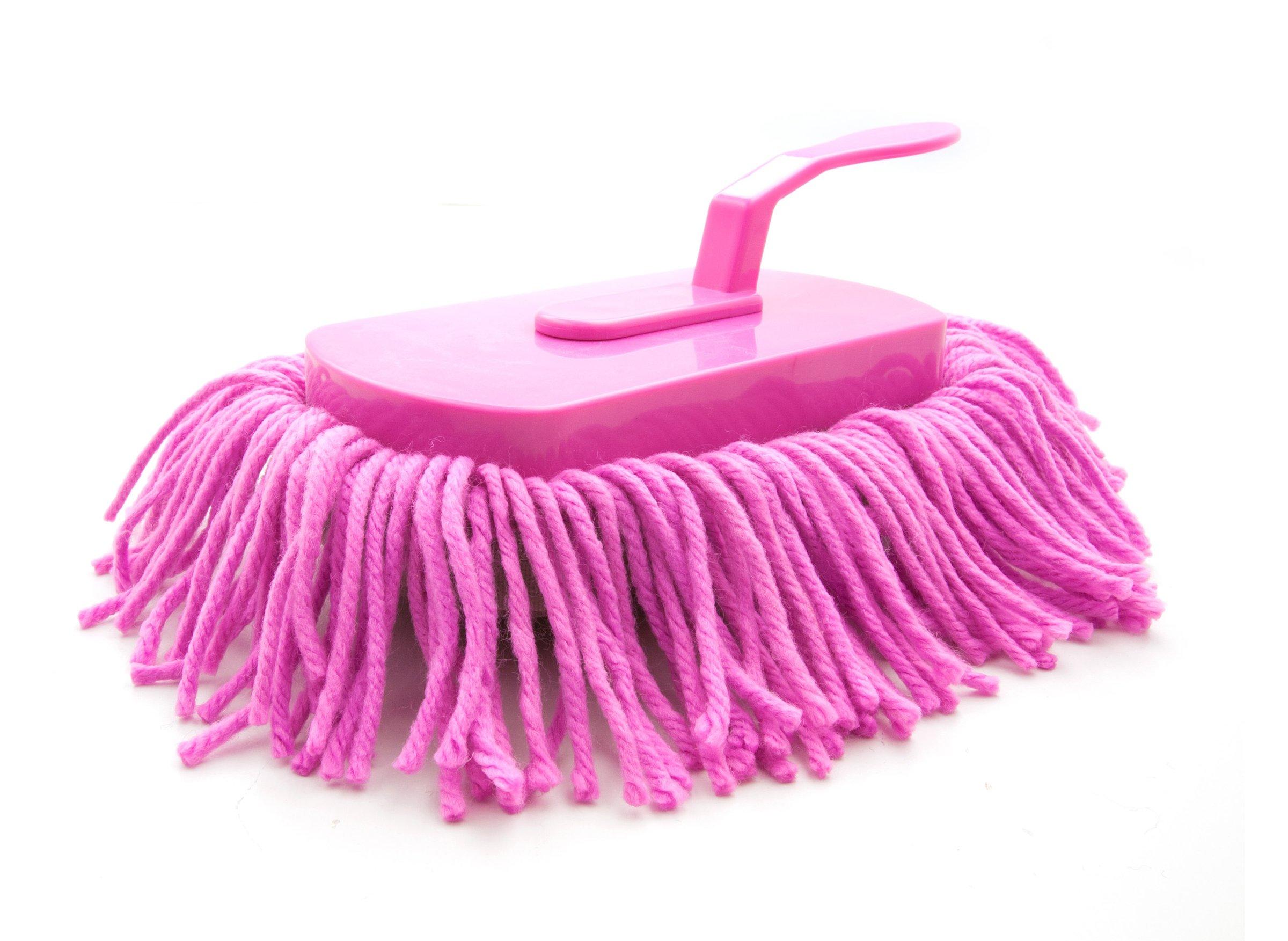 SUGOI mop! Mini pink self-propelled (japan import)