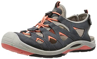 3c81e3a4559 Amazon.com | ECCO Women's Biom Delta Offroad Sandal | Walking
