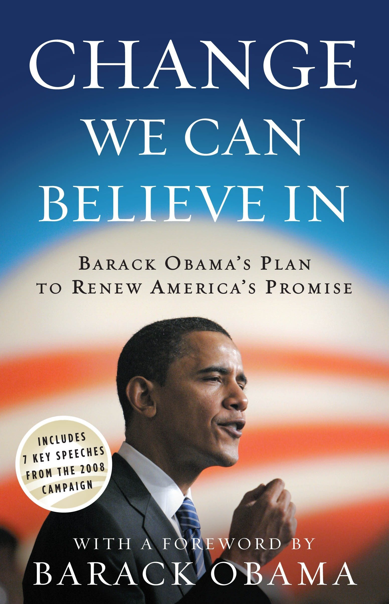 Why America Voted for Barack Obama: Fictional Short Stories of Real Americans