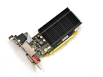 Amazon.com: XFX HD5450 1 GB DDR2 VGA/DVI/HDMI tarjeta de ...