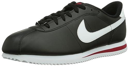 hot sale online 2b056 6c0e5 Nike - Cortez Basic Leather 06 - Color  Black - Size  9.0US