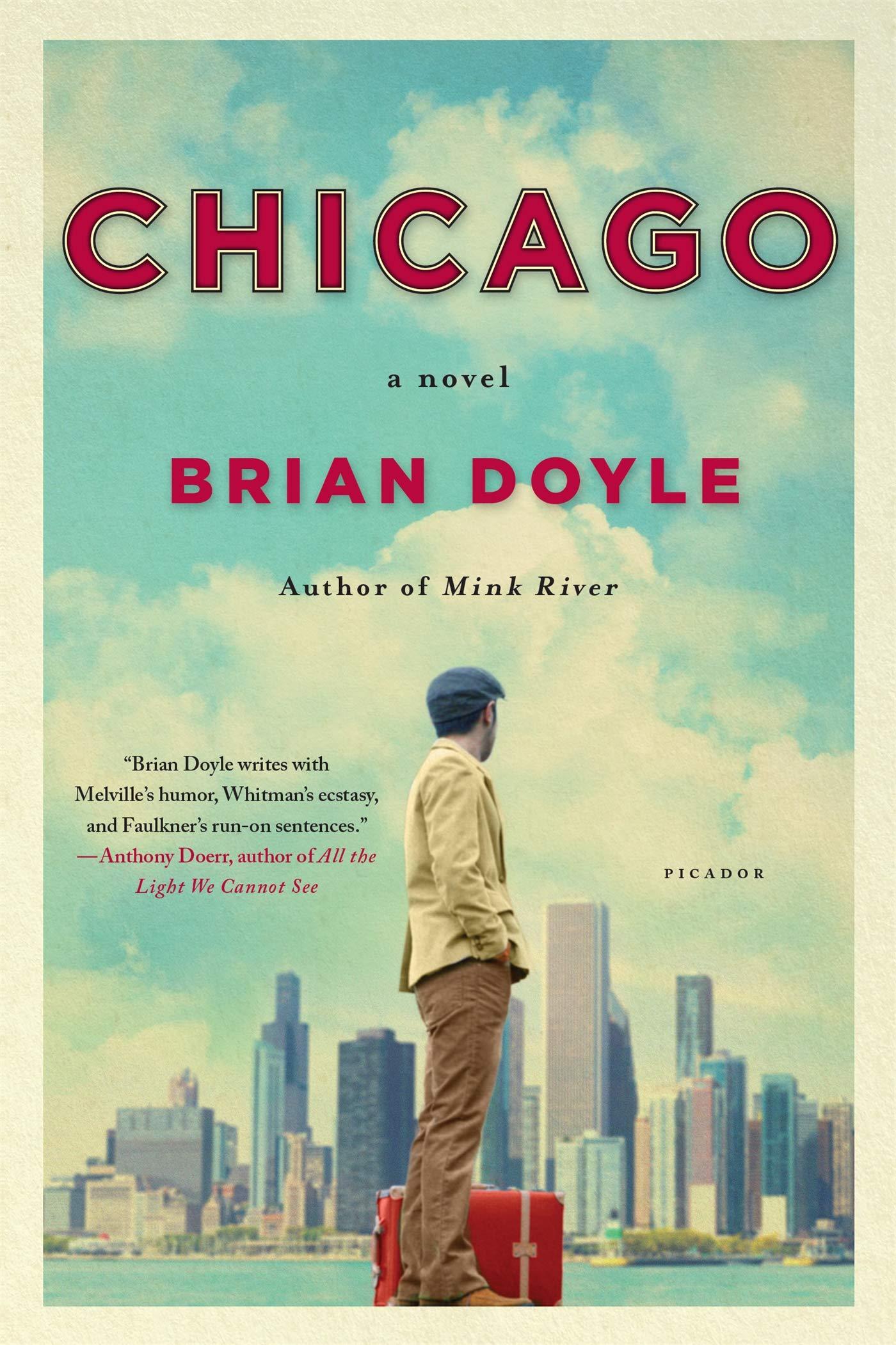 Chicago Novel Brian Doyle product image