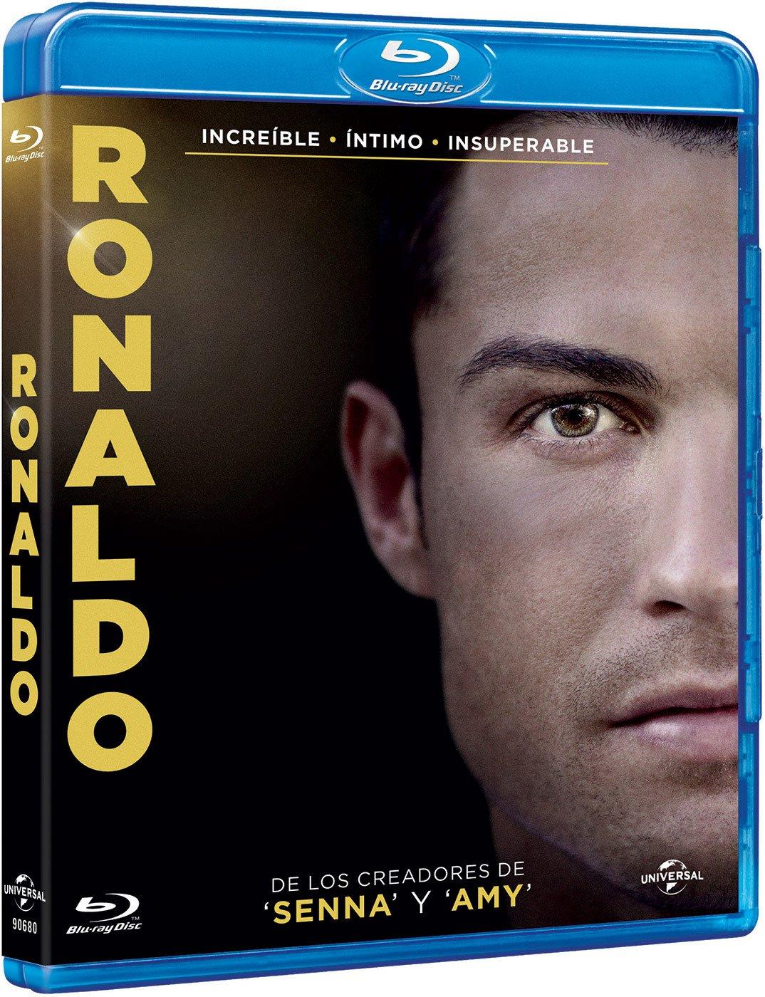 Ronaldo [Blu-ray]: Amazon.es: Cristiano Ronaldo, Anthony Wonke ...