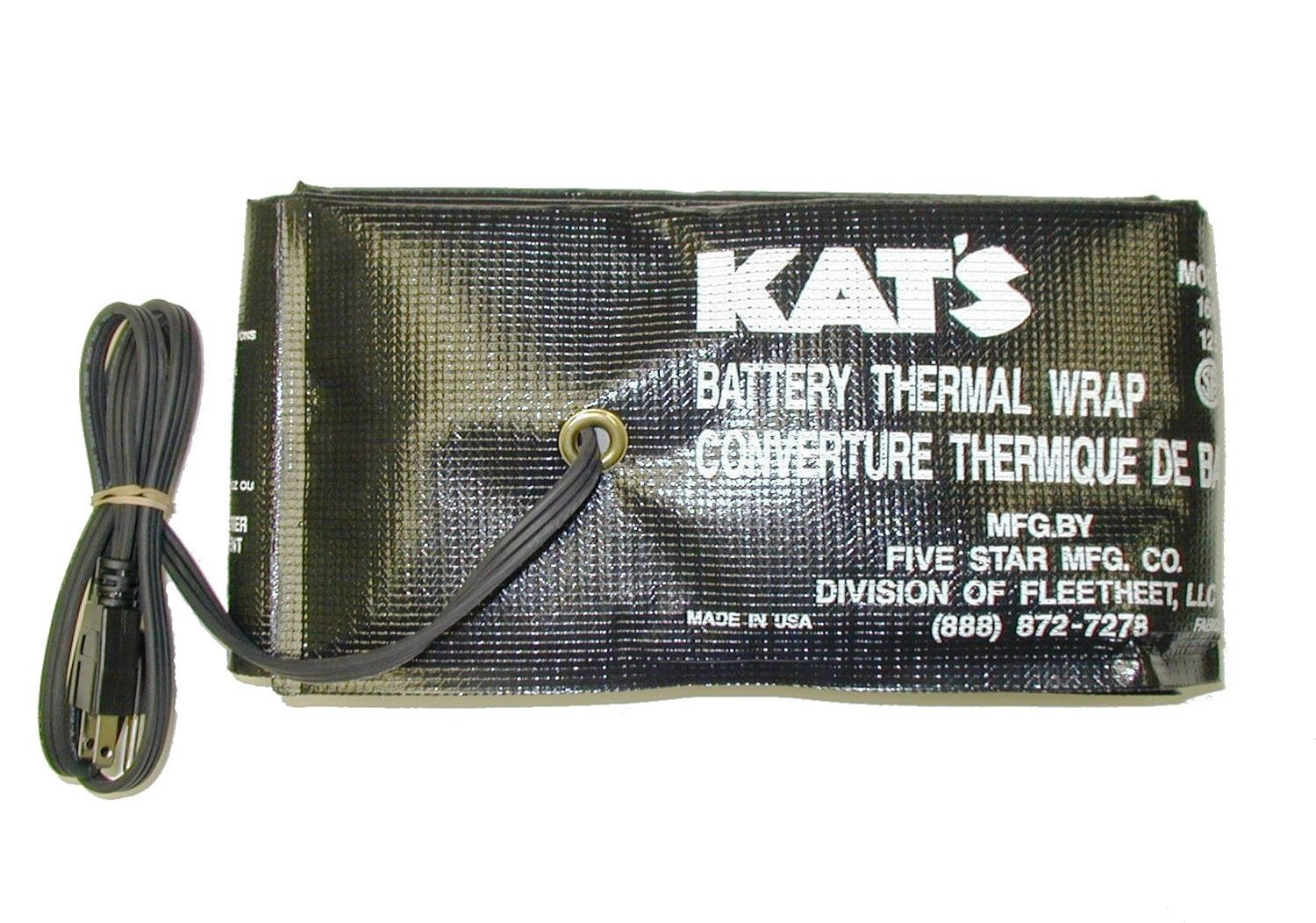 Kat's 22200 80 Watt 36'' Battery Thermal Wrap by Kat's