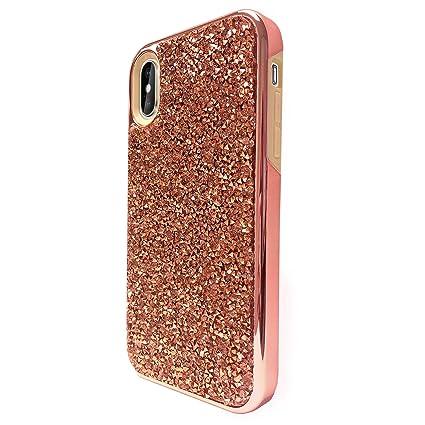 Amazon Com Miniturtle Glitter Case Compatible Apple Iphone Xs Max