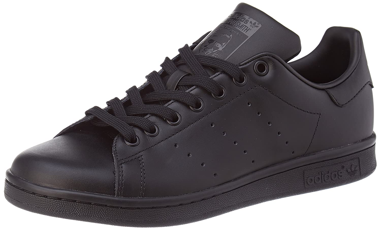 Adidas Stan Smith J - Zapatillas para Niño 39 1/3 EU|Schwarz