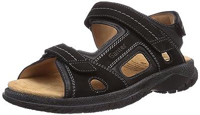 Giovanni, Weite G, Mens Open Toe Sandals Ganter