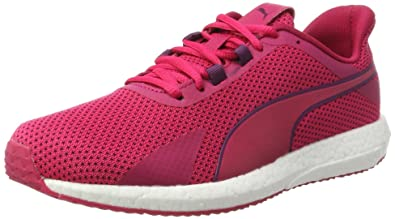 0504c5fe80b27a Puma Women s Mega Nrgy Turbo WN s Pink Running Shoes-6 UK India (39 ...