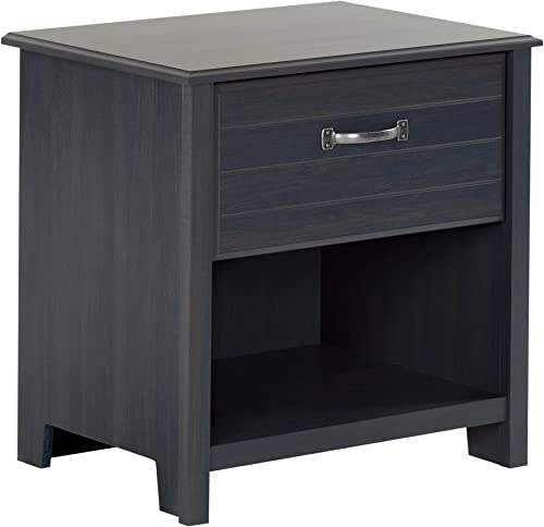 South Shore Ulysses 1-Drawer Nightstand - a good cheap modern nightstand