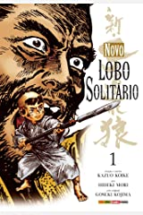 Novo Lobo Solitário - Volume 1 Capa comum