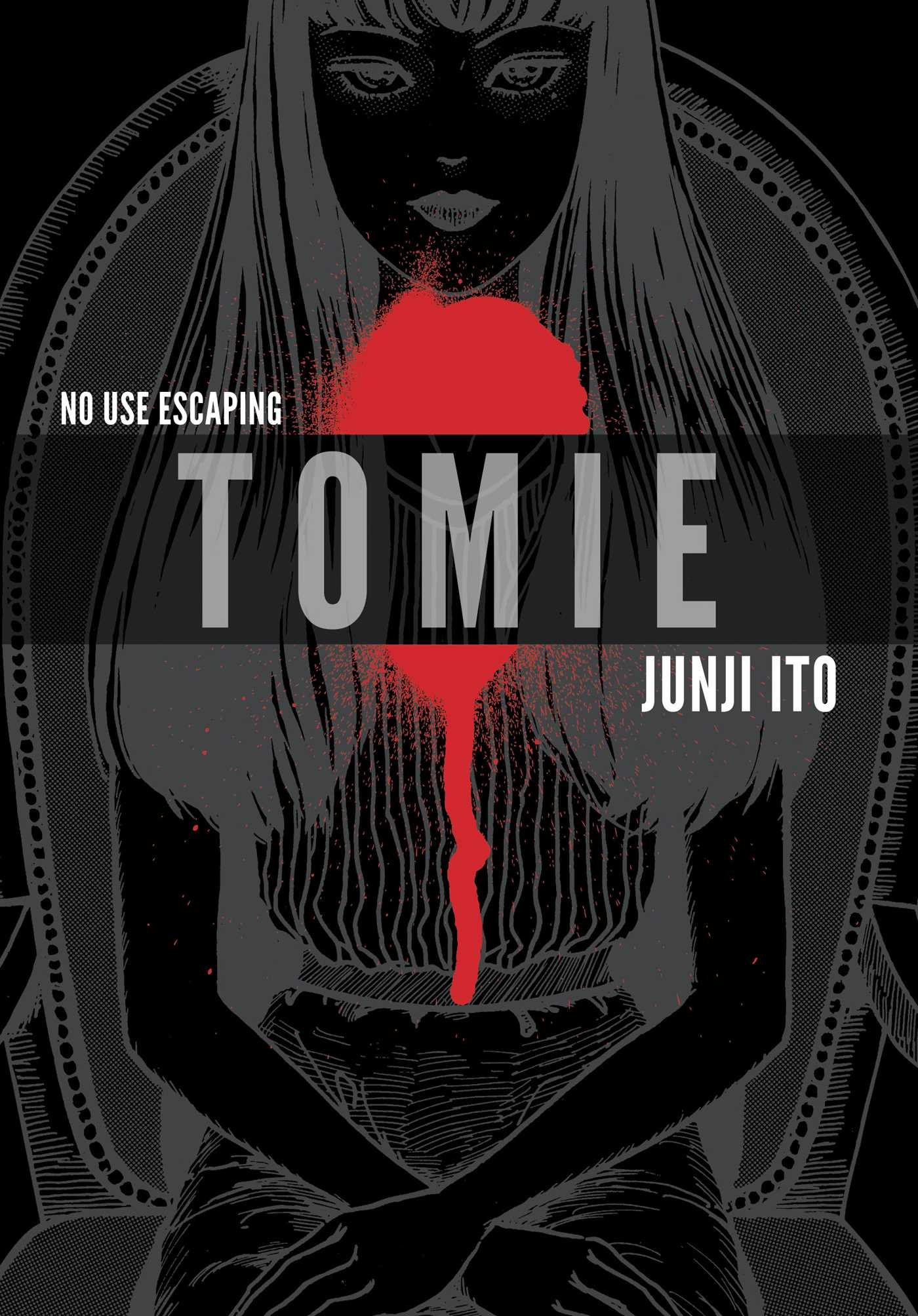 Tomie: Complete Deluxe Edition by VIZ Media LLC