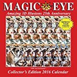 Magic Eye 2016 Wall Calendar