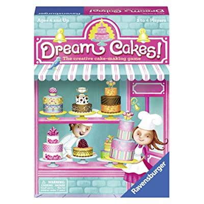 Dream Cakes - Children's Game: Toys & Games