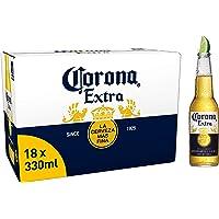 Corona Extra Bottle, 18 x 330 ml