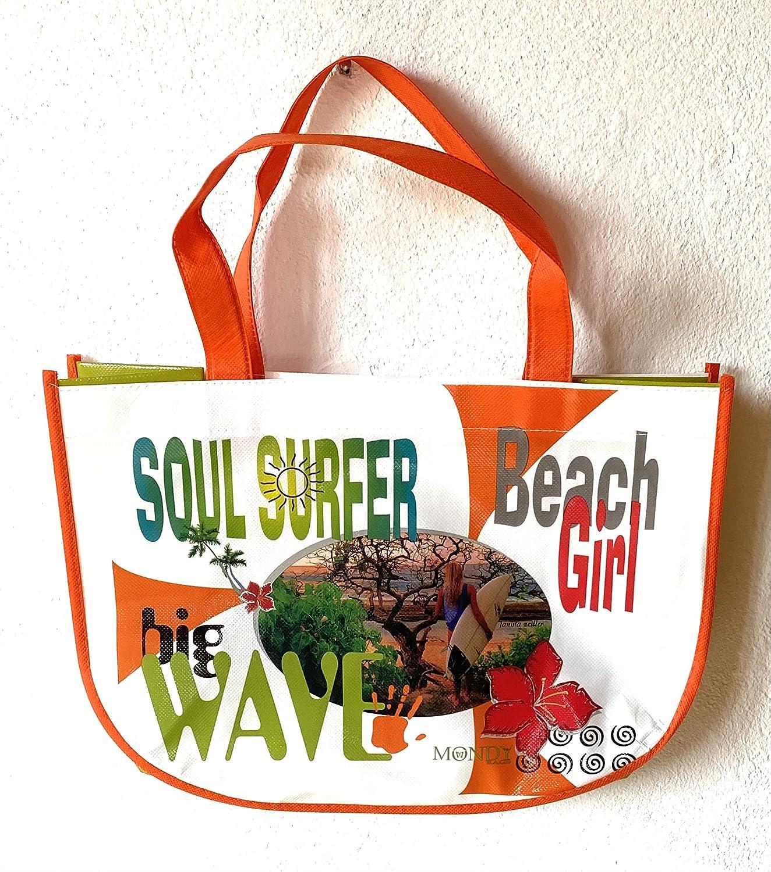 Geschenktasche MONDY BAGS MIX4 5x Nachhaltige Tasche Zusatztasche