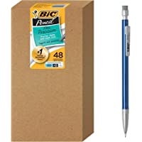 Deals on 48-Pack BIC Xtra-Precision Mechanical Pencil Metallic Barrel