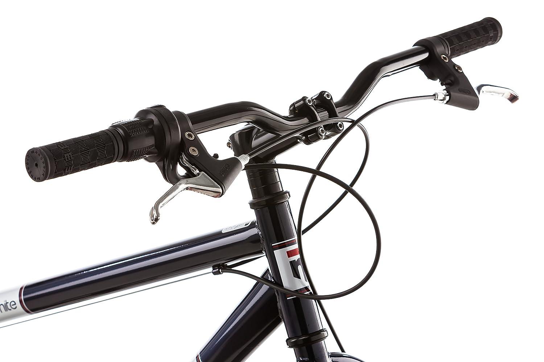 Mongoose Men S Dolomite Fat Tire Bike Blue 26 Inch