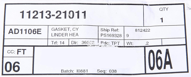 Genuine Toyota 11213-21011 Engine Cylinder Head Gasket