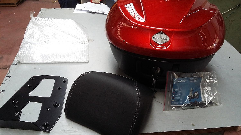 6740950/X R7/Kit Ba/úl completo Aprilia Scarabeo 300/500/Rojo 854//A 36/LT